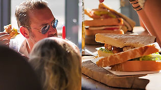 food photography video production the cow shed promotional