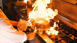 Exciting restaurant promotional video services production company