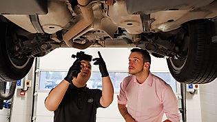 Automotive Executives consultation jlg ai business promotional video