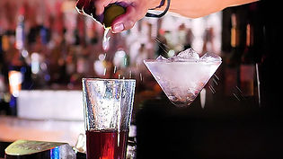 drink bar cocktail video production social marketing content creator