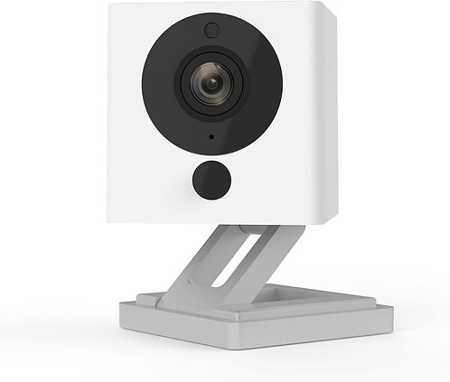 Wyze Cam 1080p HD Indoor Wireless Smart Home Camera with Night Vision (1 pack)