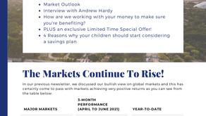 Astra Q2 Quarterly Update