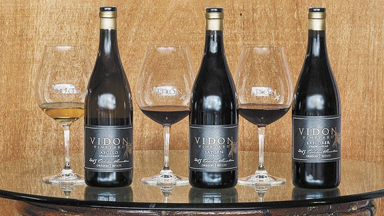 Vidon and Space Age Wines