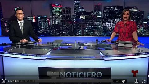 SW Chi Chamber on Telemundo