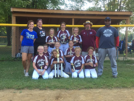 Wolfpack 10u - Wolff | Monster Bash North | 2nd PLACE | 2018