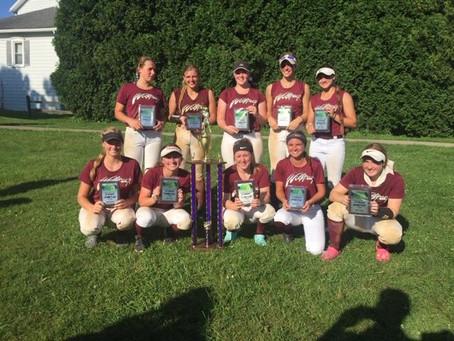 Loudonville 18U - 2nd place - Ohio Wolfpack 18U Mertes