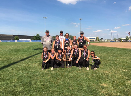 Flag City Firecracker Tournament - 1st place - Ohio Wolfpack - Stitzlein