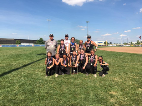 Flag City Firecracker Tournament - 1st place - Ohio Wolfpack - Stitzlein