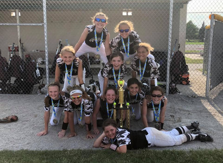 Wolfpack 10u - Wolff | Wizards Memorial | 1st PLACE | 2018