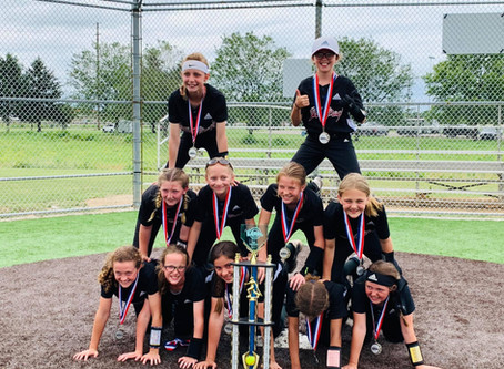 2019 Lasers Nation - 2nd Place - Ohio Wolfpack - 08 Wolff