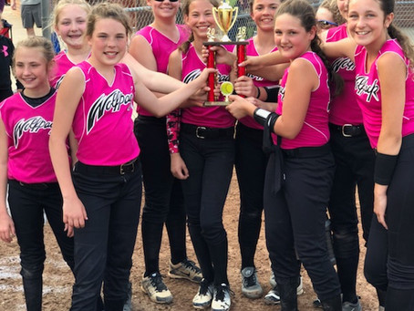 Wolfpack 12u - Jannelli | Canton Mothers Day Classic | 3rd PLACE | 2018