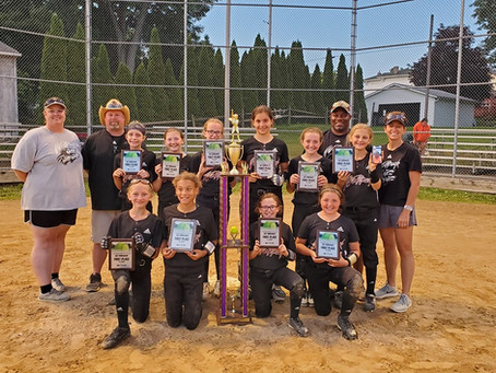 2019 Loudonville Tournament - 1st Place - Ohio Wolfpack - 08 Wolff