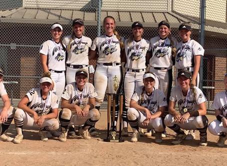 Wolfpack Best of the Best - 1st place - Ohio Wolfpack 18u Dudek