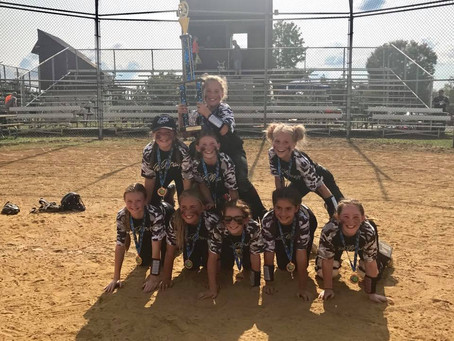Wolfpack 10u - Wolff | Black Widows Fall Tournament | 1ST PLACE | 2017