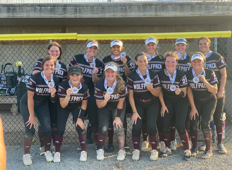 16u ASA USA A Division States - 1st place - Ohio Wolfpack 04 - Hysong