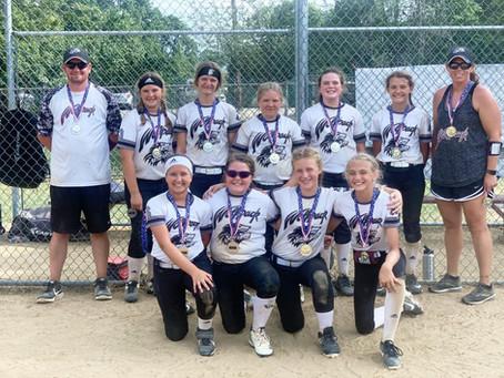 2020 Ashland's Midwest Challenge - 2nd place - Ohio Wolfpack 12u Stitzlein