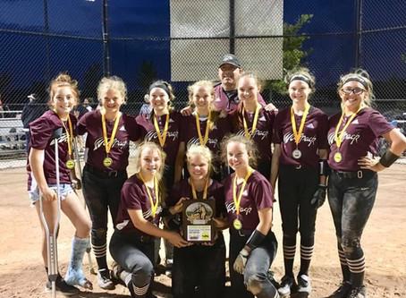 2019 Cinderella Classic - 1st Place Gold Bracket - Ohio Wolfpack - Scott