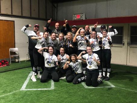 The Pavilion Sports Complex 2019 Blizzard Blast 14u National Q  - 1st place - Ohio Wolfpack - Watts