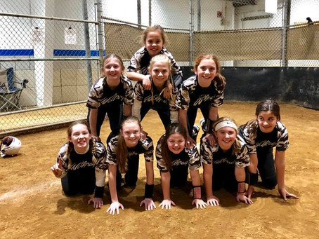 Wolfpack 10u - Wolff | Spano Dome New Years eve Tournament | 1ST PLACE | 2017