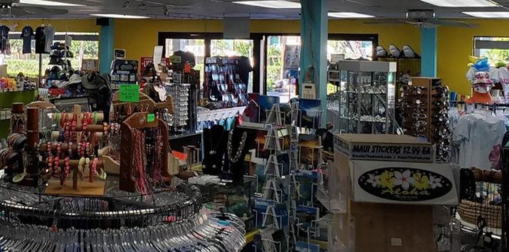 Maui, HI Gift Shop for Sale