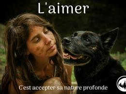Ode aux chiens #1: L''aimer, c'est accepter sa nature profonde.