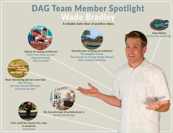 Employee Spotlight: Wade Bradley