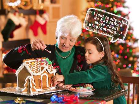 Homes for the Holiday:  Using Gingerbread to Excite Budding Architects