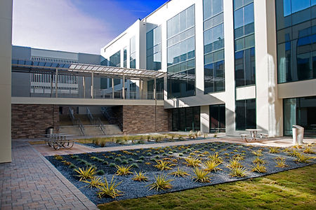 Northwest Medical Center MOB Courtyard 3