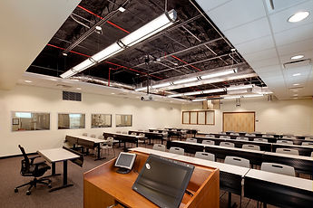 institutional LEED standard architecture architect design renovation rebuild education facility technology modern contemporary local florida