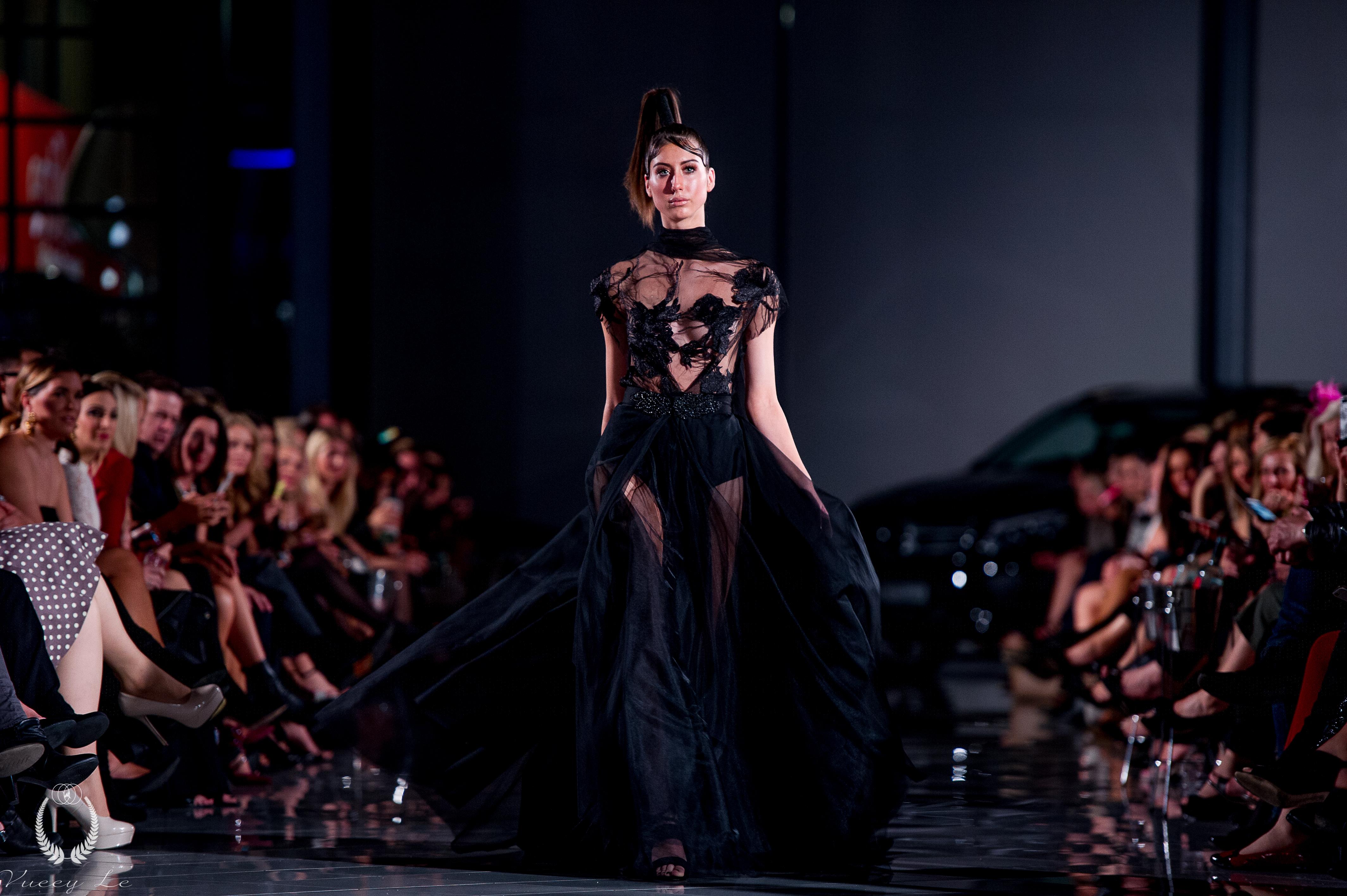 The Black Dress X Mercedes-Benz