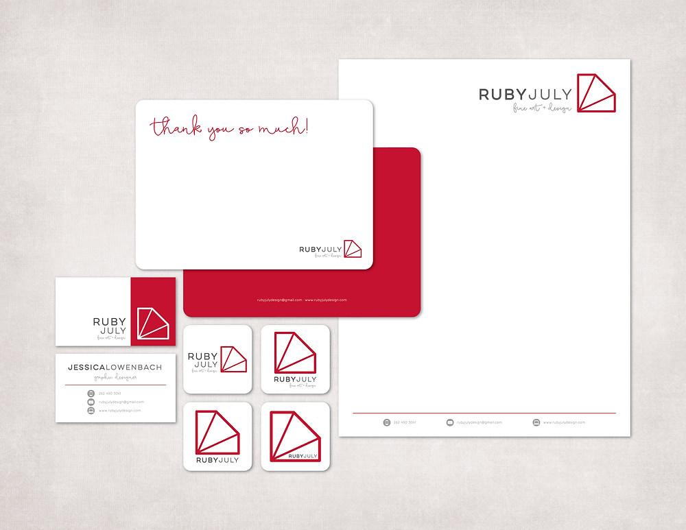 Ruby July Design