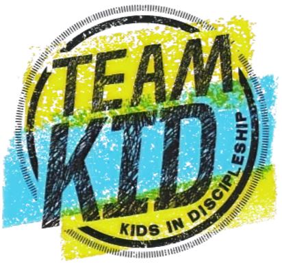 Team Kid– Kids in Discipleship