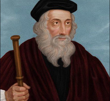 Heroes of the Faith: John Wycliffe