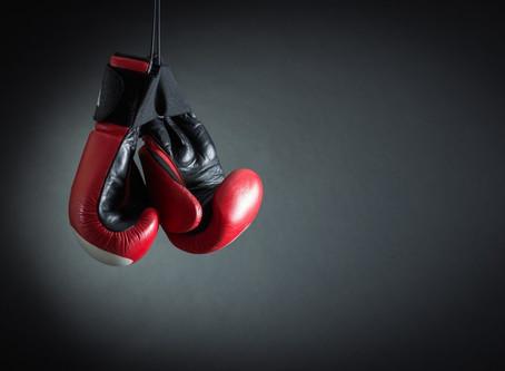 So Fight I