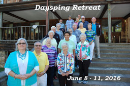 DaySpring Retreat (June 2016)