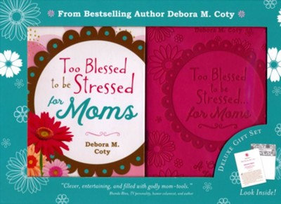 Too Blessed to Be Stressed for Moms Boxed Set