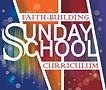 Sunday School Logo Graphic for Website A