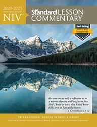 2020-2021 NIV Standard Lesson Commentary