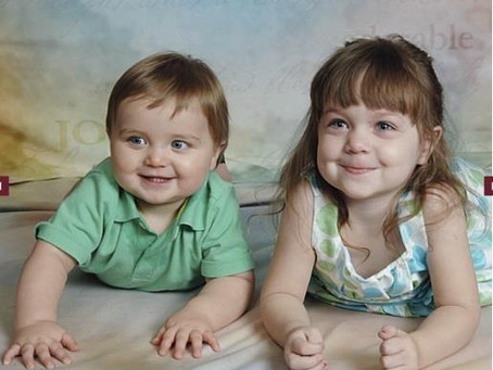 Grandchildren and a Good Foundation