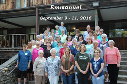 Emmanuel Retreat (September 2016)