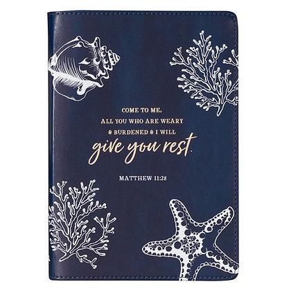 Journal (Matthew 11:28)