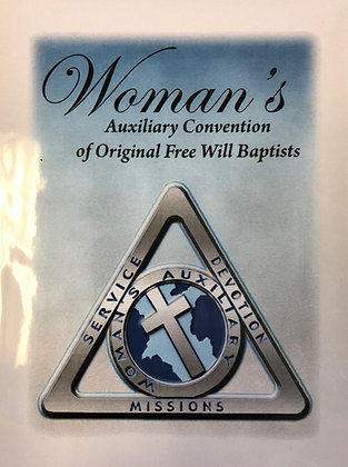 Note Cards: OFWB Woman's Auxiliary (10/pk)