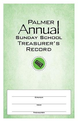 Palmer Annual Treasurer's Record