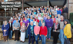 Morning Star Retreat (April 2016)