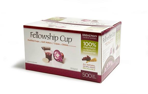 Fellowship Cup (500/Box)