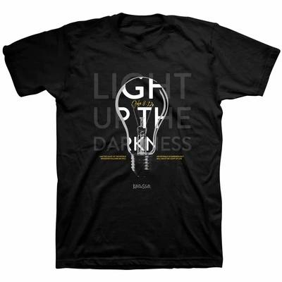 T-Shirt: Light Up John 8:12