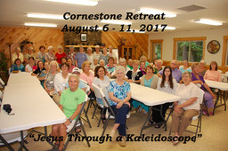 Cornerstone Retreat (August 2017)