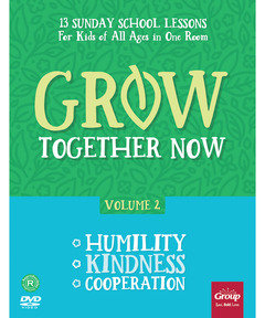 Grow Together Now