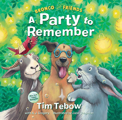 Bronco & Friends: A Party to Remember
