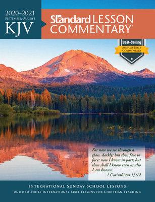 2020-2021 KJV Standard Lesson Commentary